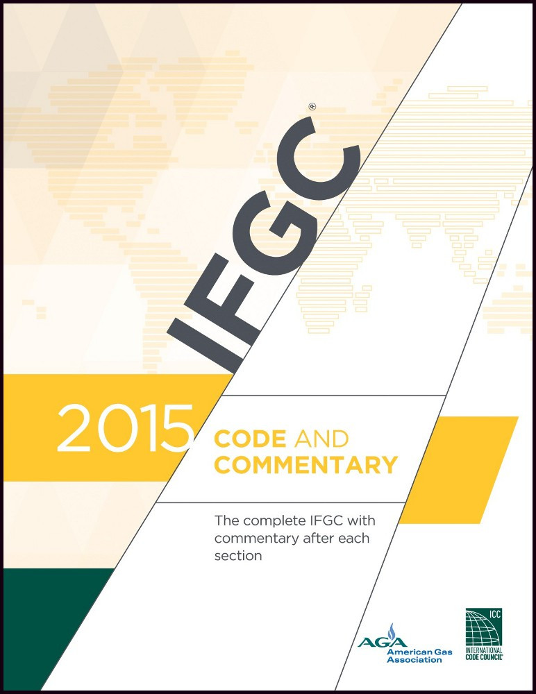 2015 IFGC Code and Commenary - ISBN#9781609832926