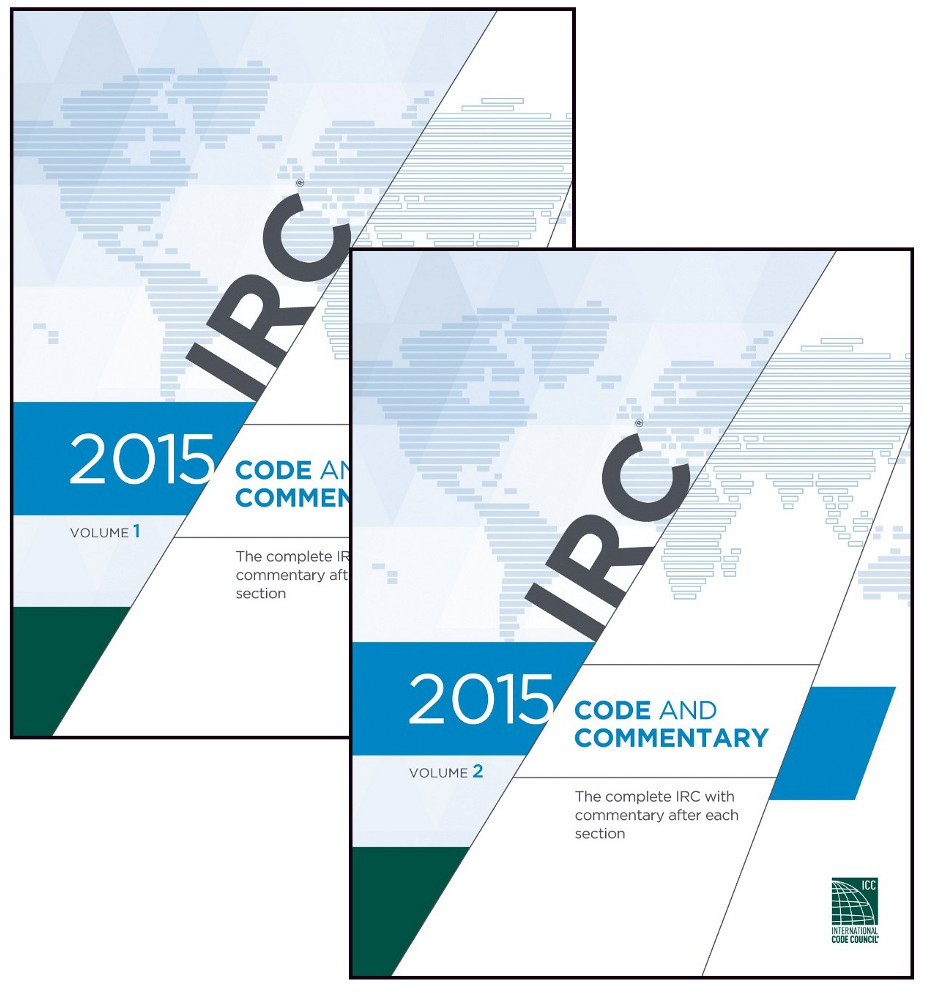 2015 IRC Code and Commentary