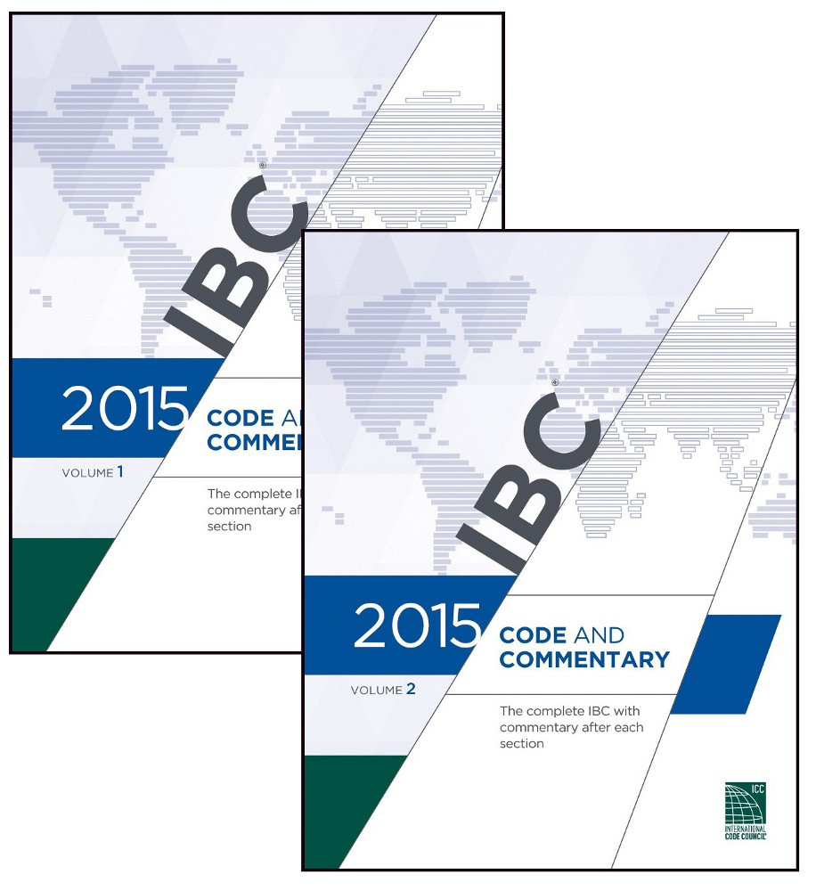2015 IBC Code and Commentary