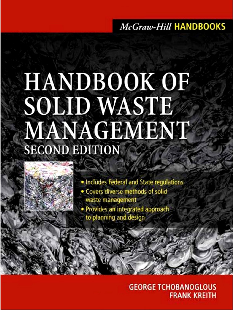 Handbook of solid waste management:2nd (second) edition: frank.