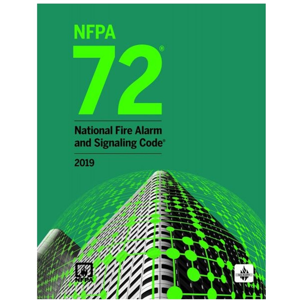 NFPA 72: National Fire Alarm and Signaling Code 2019 - ISBN#9781455920563