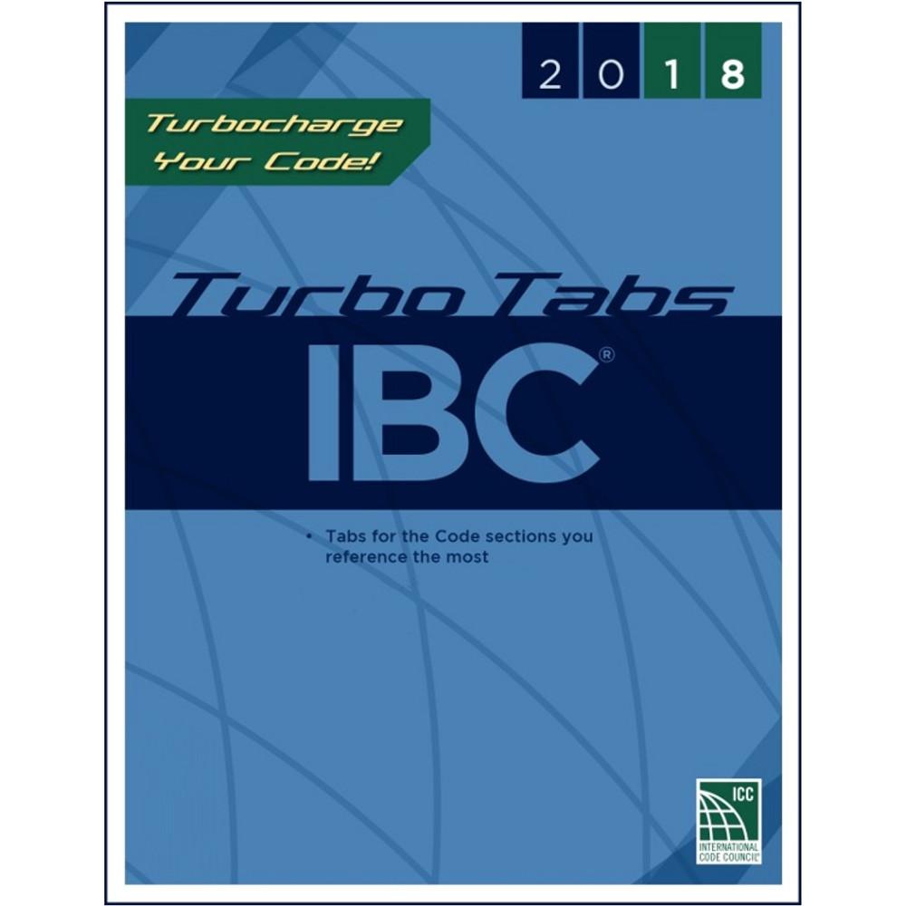 2018 IBC Turbo Tabs (Looseleaf)