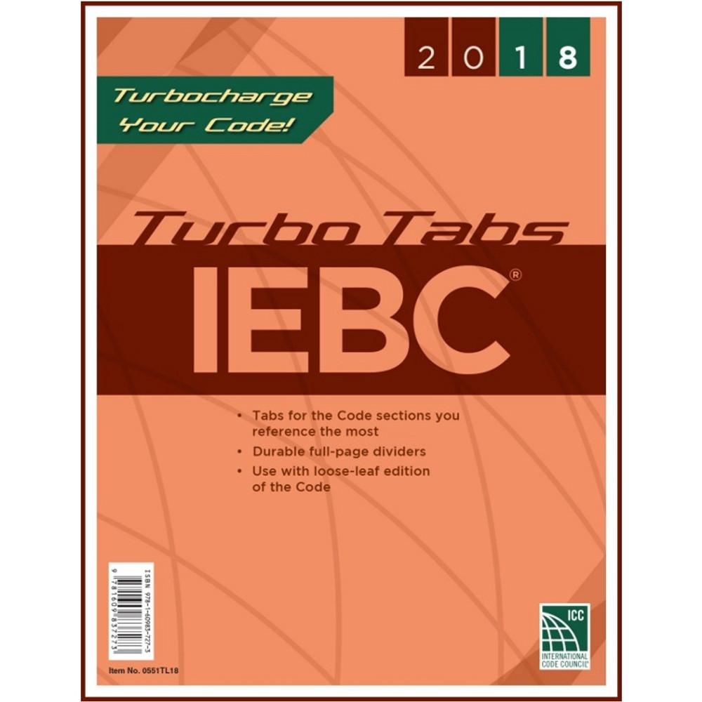 2018 IEBC Turbo Tabs (Looseleaf)