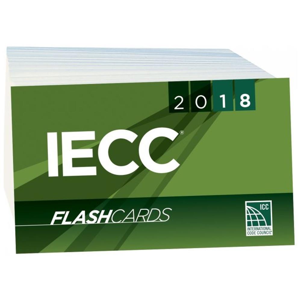 2018 IECC Flash Cards - ISBN#9781609838171