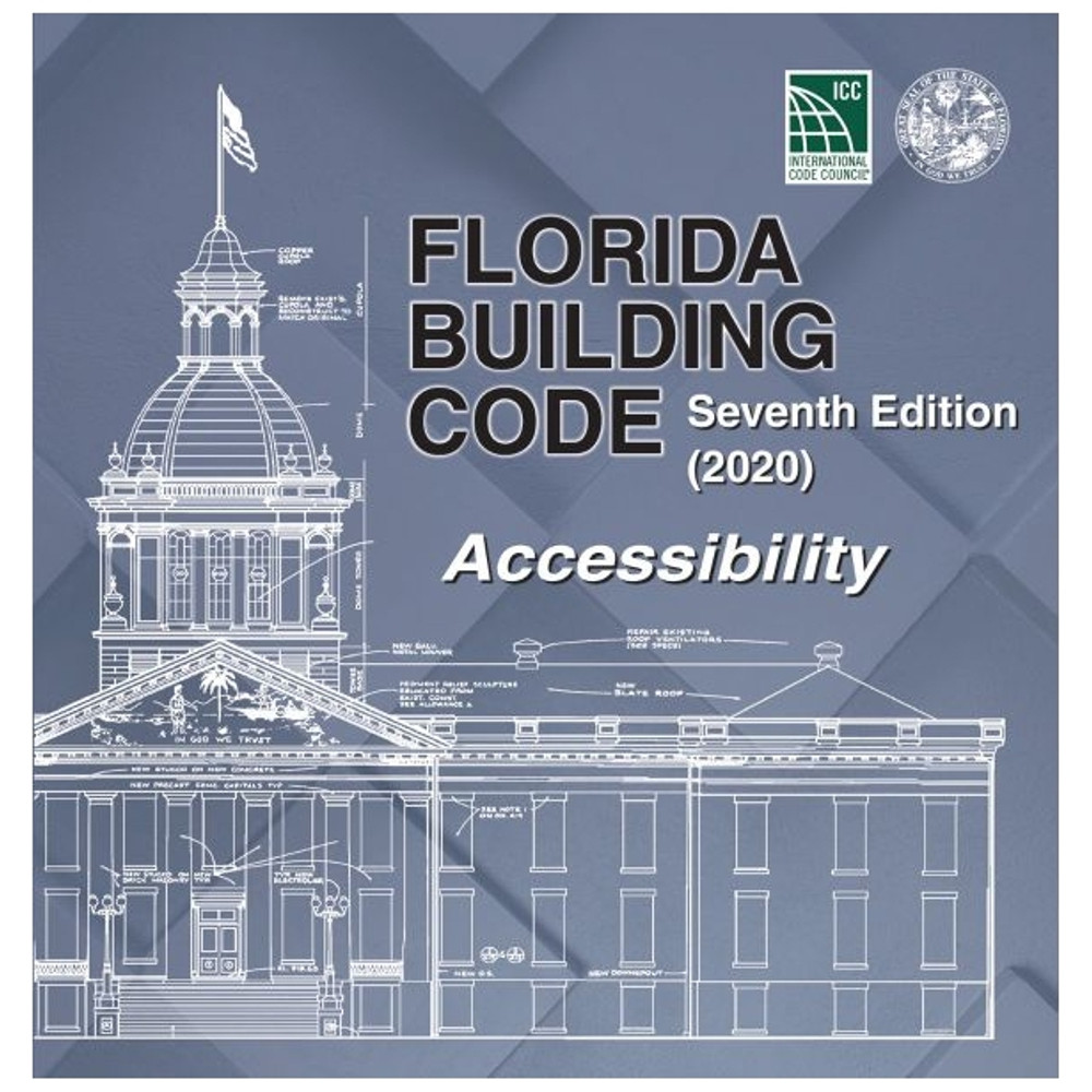 Florida Building Code - Accessibility (2020) - ISBN#9781952468162