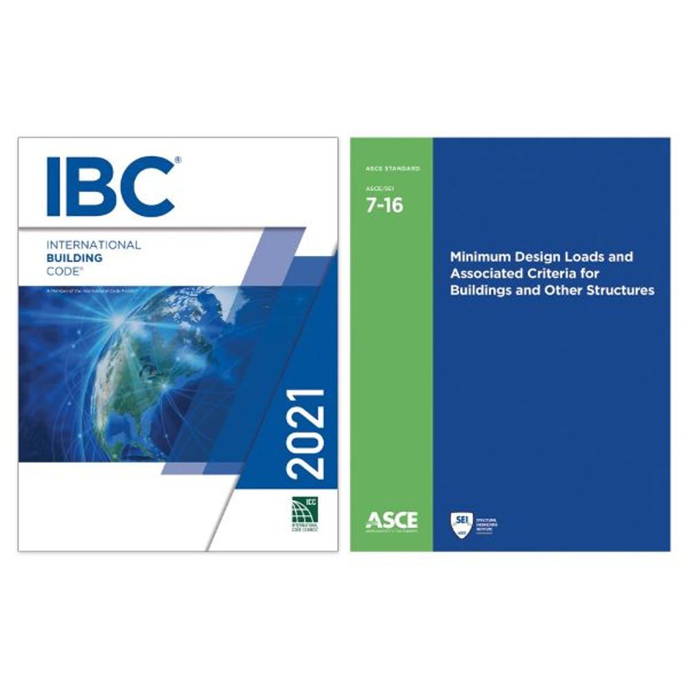 2021 IBC and ASCE 7-16