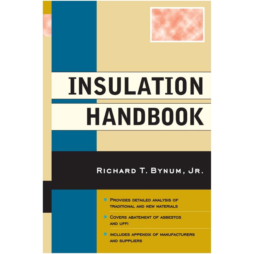 Insulation Handbook-ISBN#9780071589857