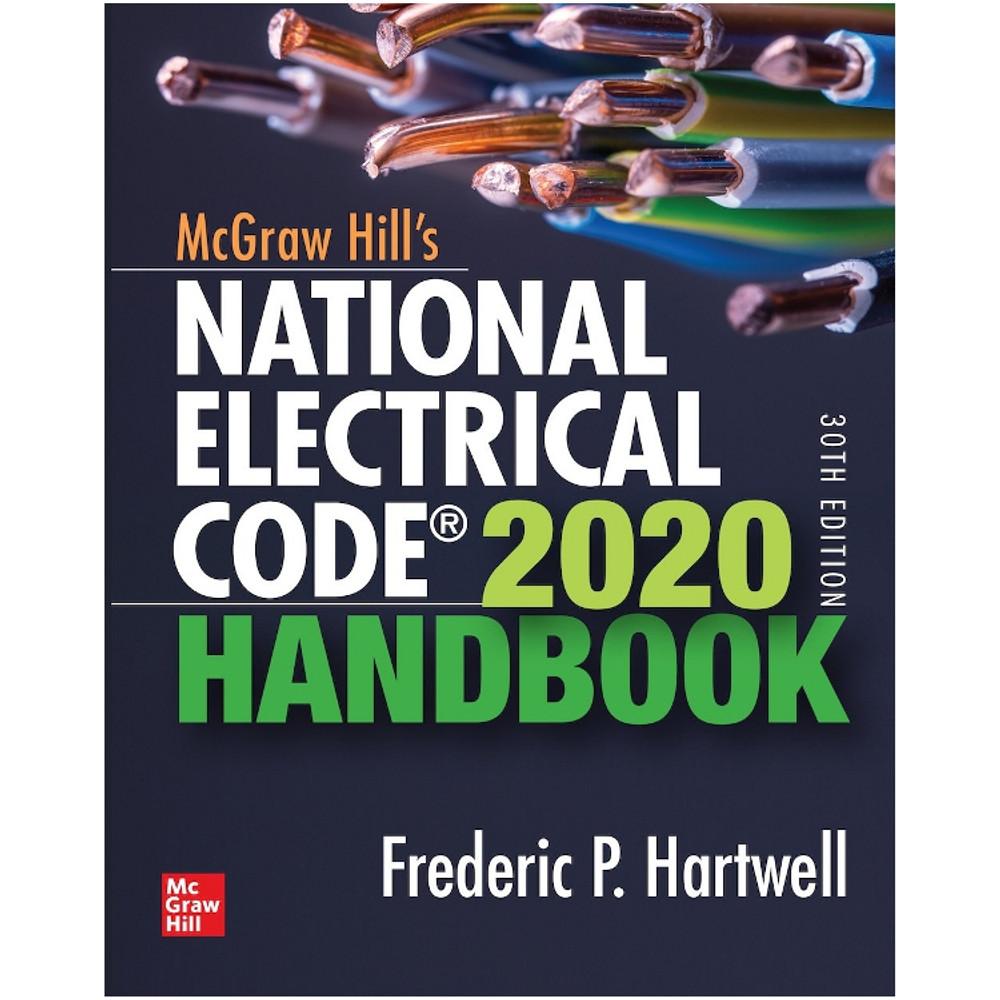 National Electrical Code 2020 Handbook-ISBN#9781260474800