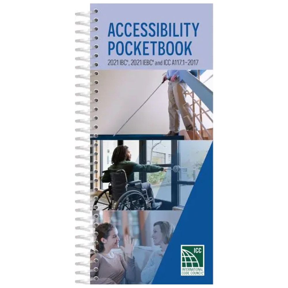 Accessibility Pocketbook - ISBN#9781955636261