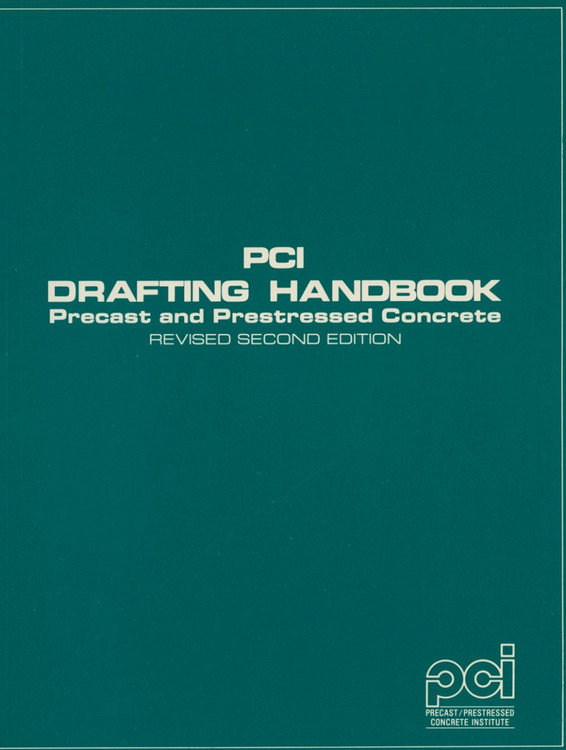 PCI Drafting Handbook - ISBN#9780937040447