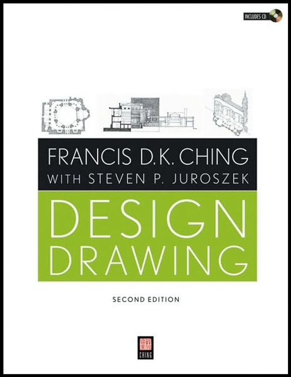 Design Drawing 2nd Edition - ISBN#9780470533697