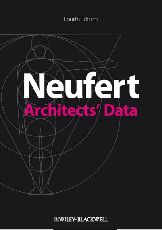 Architects' Data 4th Edition - ISBN#9781405192538
