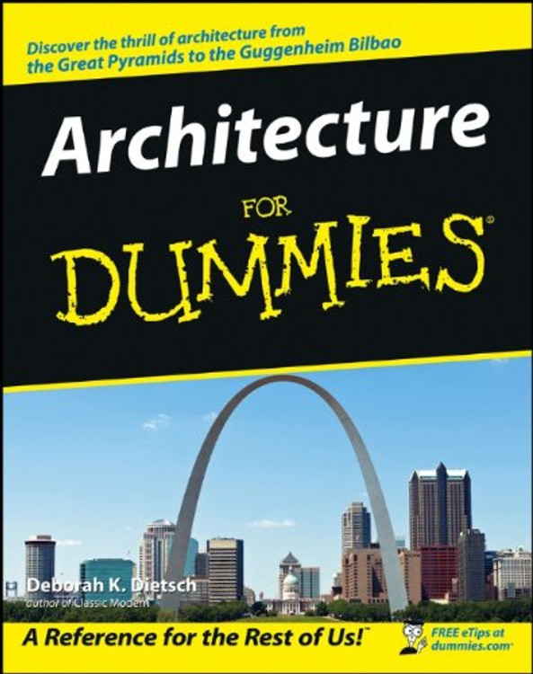 Architecture for Dummies - ISBN#9780764553967