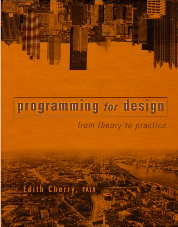 Programming for Design: From Theory to Practice - ISBN#9780471196457