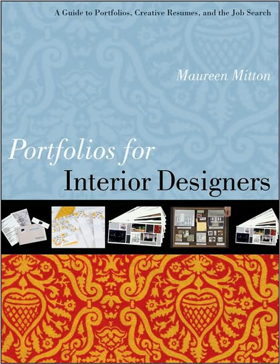 Portfolios for Interior Designers - ISBN#9780470408162