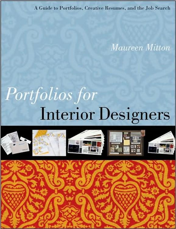 Portfolios for Interior Designers - ISBN#9780470408162