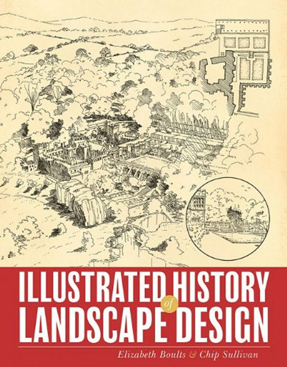 Illustrated History of Landscape Design - ISBN#9780470289334