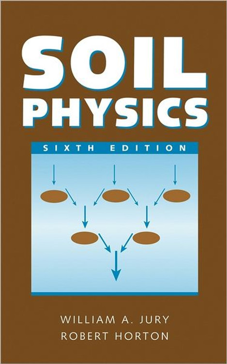Soil Physics 6th Edition - ISBN#9780471059653
