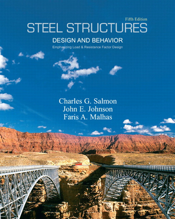 Steel Structures Design and Behavior 5th Edition - ISBN#9780131885561