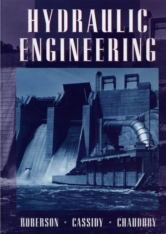 Hydraulic Engineering 2nd Edition - ISBN#9780471124665