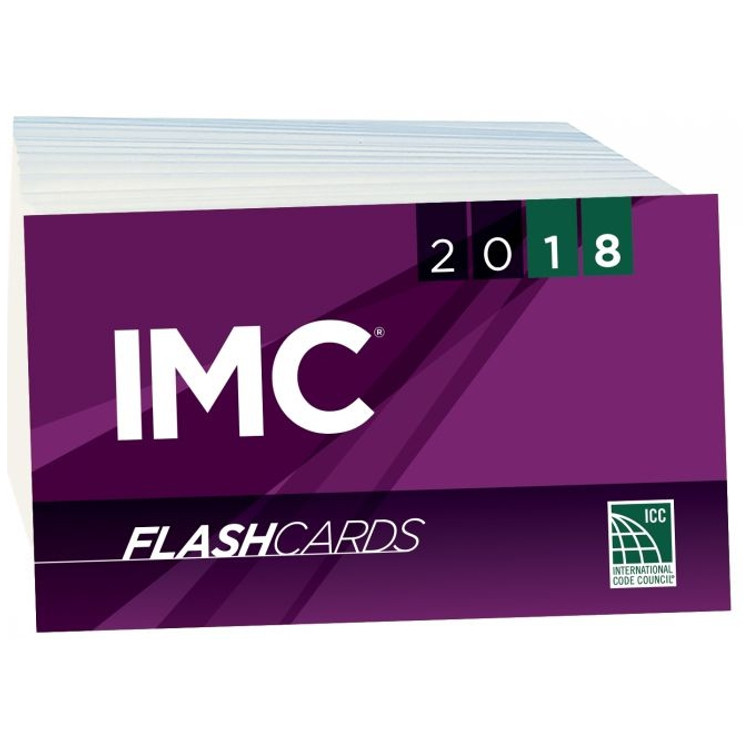 2018 IMC Flash Cards - ISBN#9781609838157