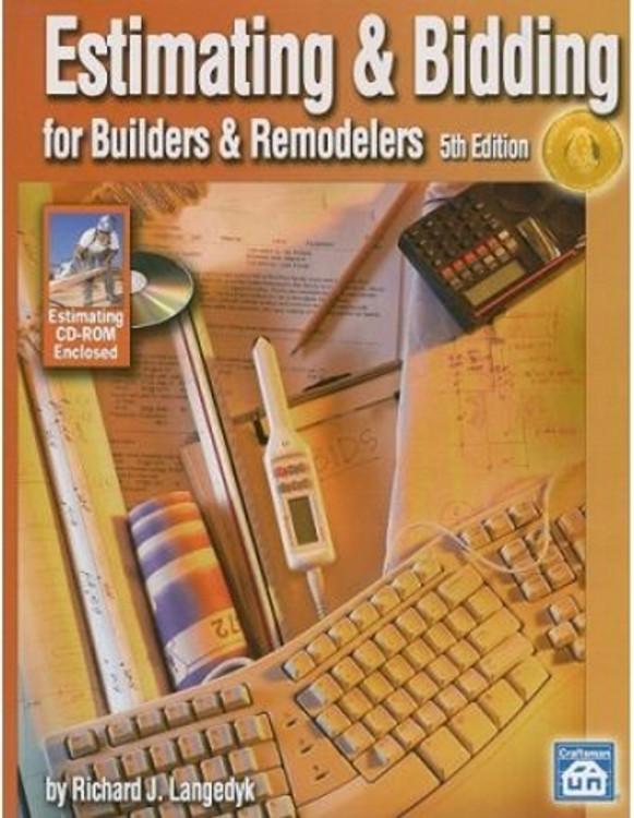 2019 CD Estimator - 9781572183506 | Contractor Resource