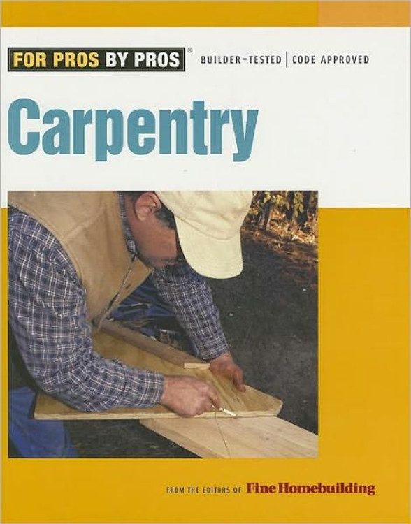 Carpentry - ISBN#9781561589159