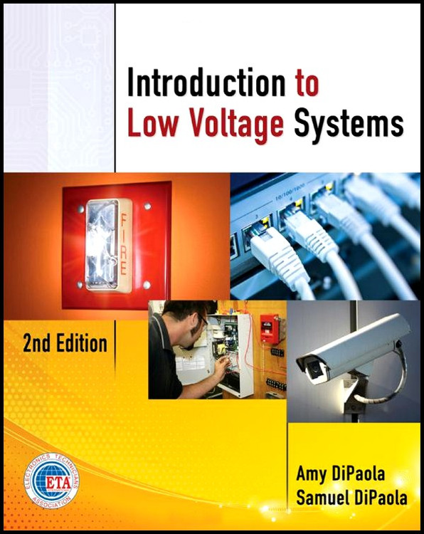 Introduction to Low Voltage Systems 2nd Edition - ISBN#9781111639532