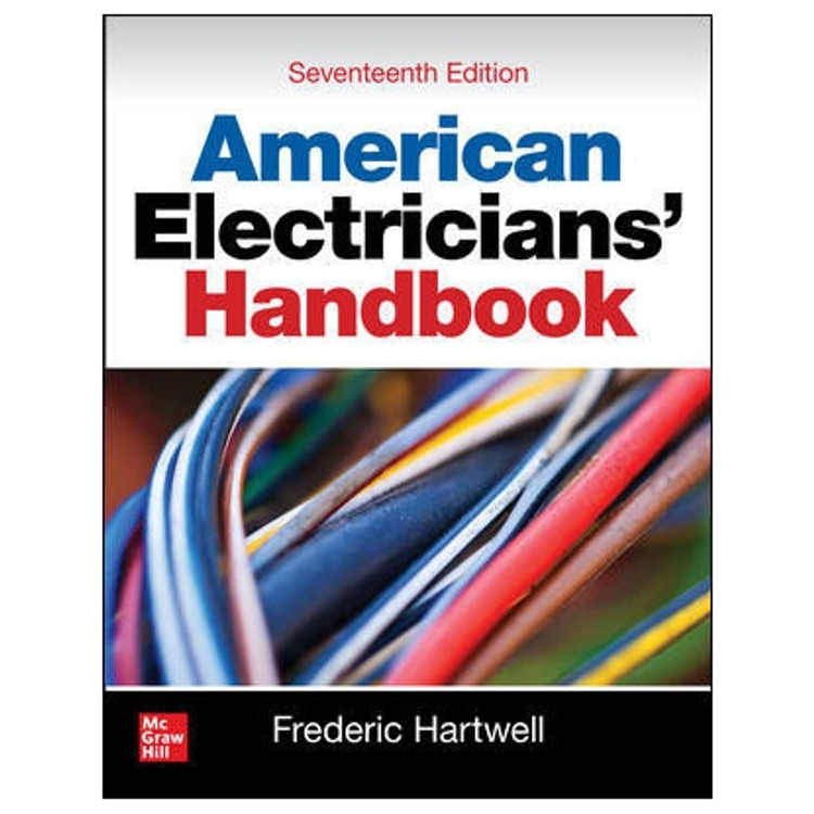 American Electricians Handbook - ISBN#9781260457919