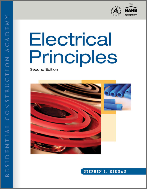 DVD Set #1 for Residential Construction Academy: Electrical Principles 2nd Edition (Vol 1-4) - ISBN#9781111306519
