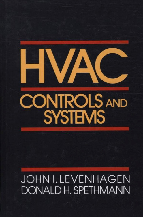 HVAC Controls and Systems - ISBN#9780070375093