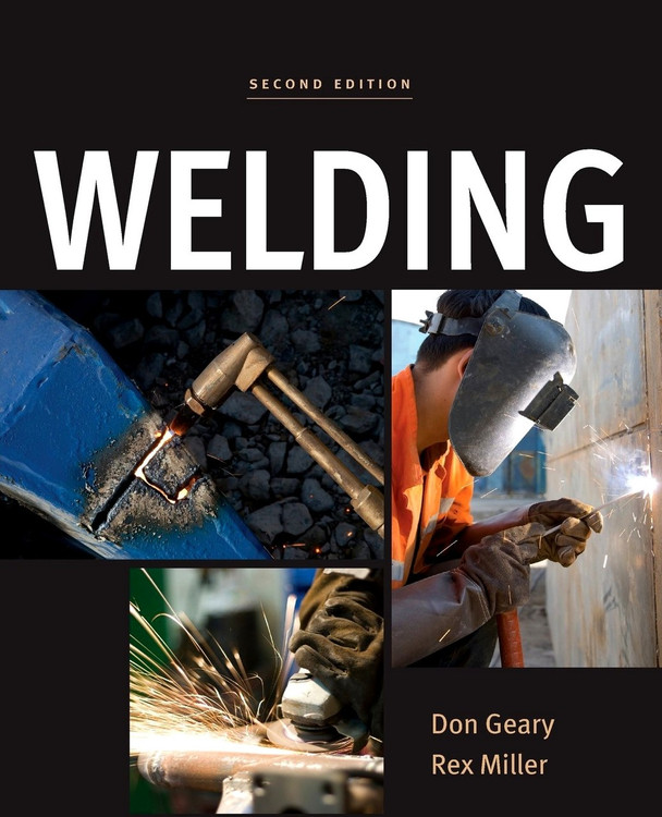 Welding 2nd Edition - ISBN#9780071763875