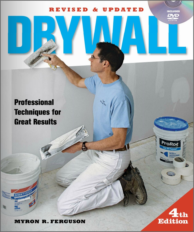 Drywall 4th Edition - ISBN#9781600854699