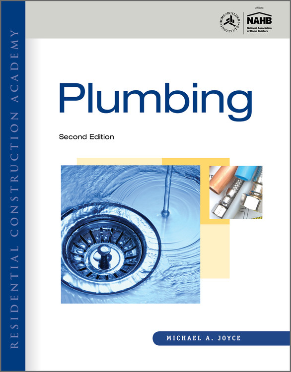 Residential Construction Academy: Plumbing 2nd Edition - ISBN#9781111307776