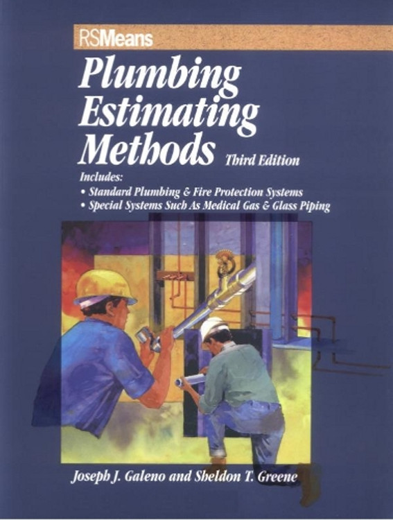 Plumbing Estimating Methods 3rd Edition - ISBN#9780876297049