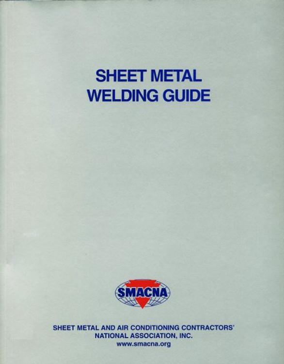 Sheet Metal Welding Guide 3rd Edition - ISBN#9781617210785