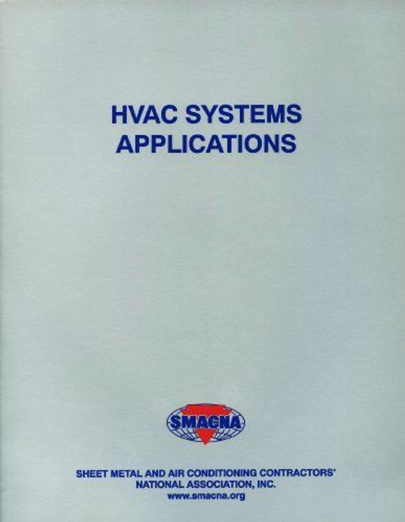 HVAC Systems-Applications - ISBN#9781617210389