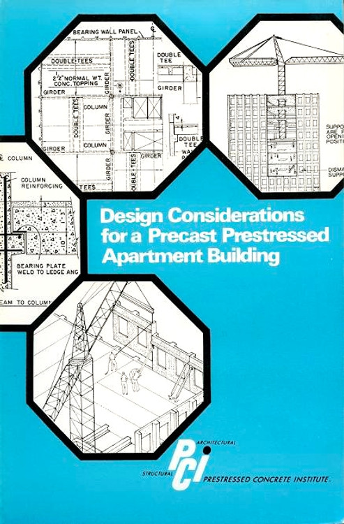Design Considerations for a Precast Prestressed Apartment Building - ISBN#9780937040096