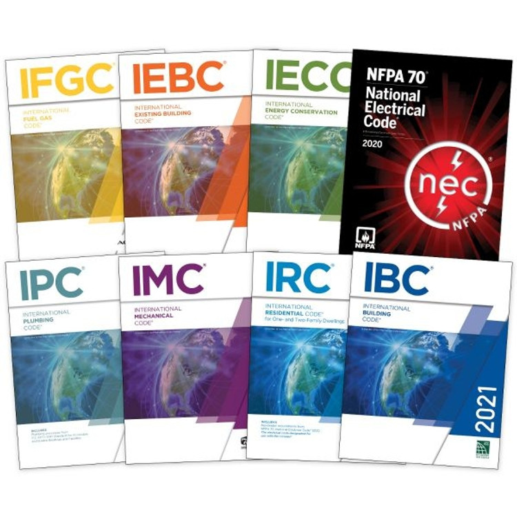 2021 International Codes Inspectors Collection