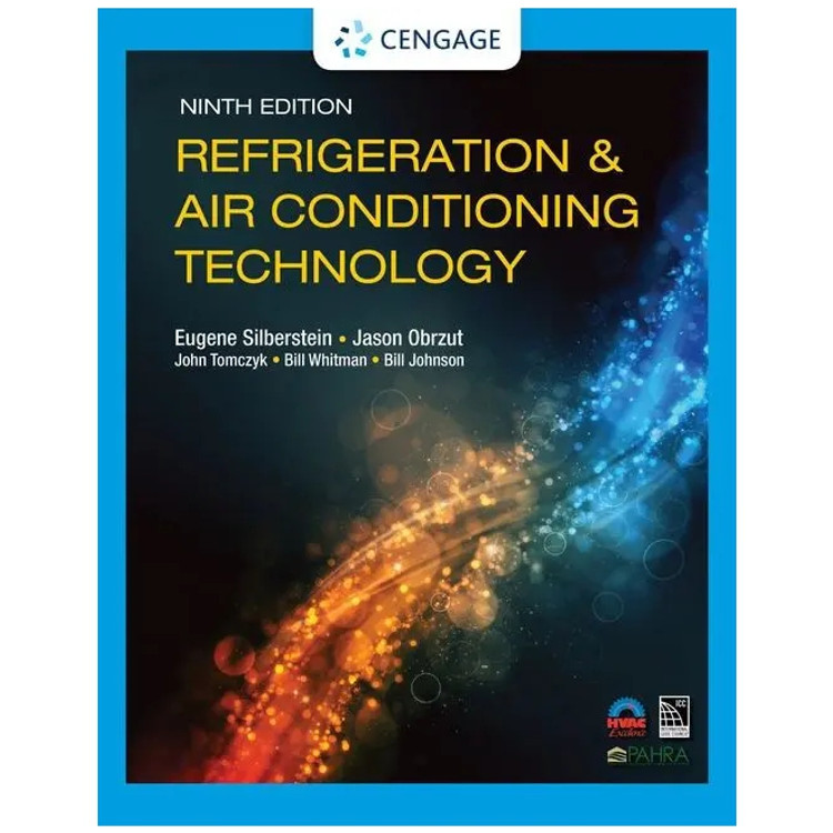 Refrigeration and Air Conditioning Technology - ISBN#9780357122273