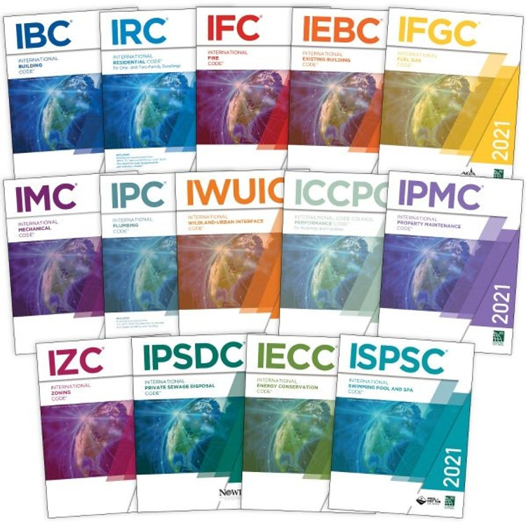 2012 International Codes Complete Collection Looseleaf