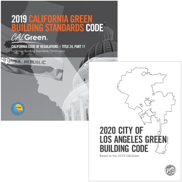 2020 City of Los Angeles Green Building Code
