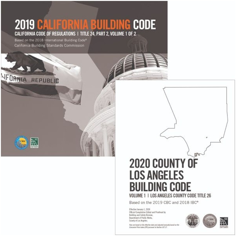 2020 County of Los Angeles Building Code