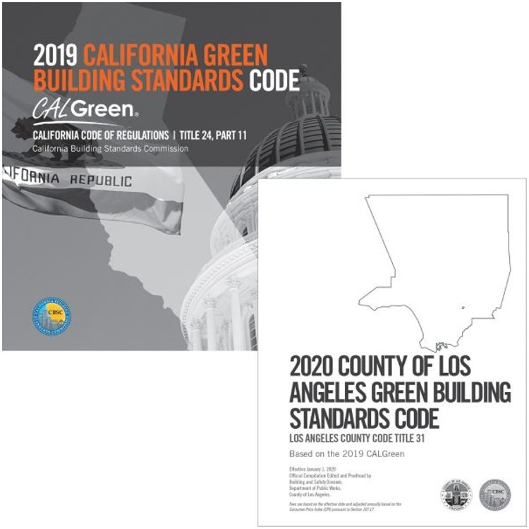 2020 County of Los Angeles Green Building Standards Code