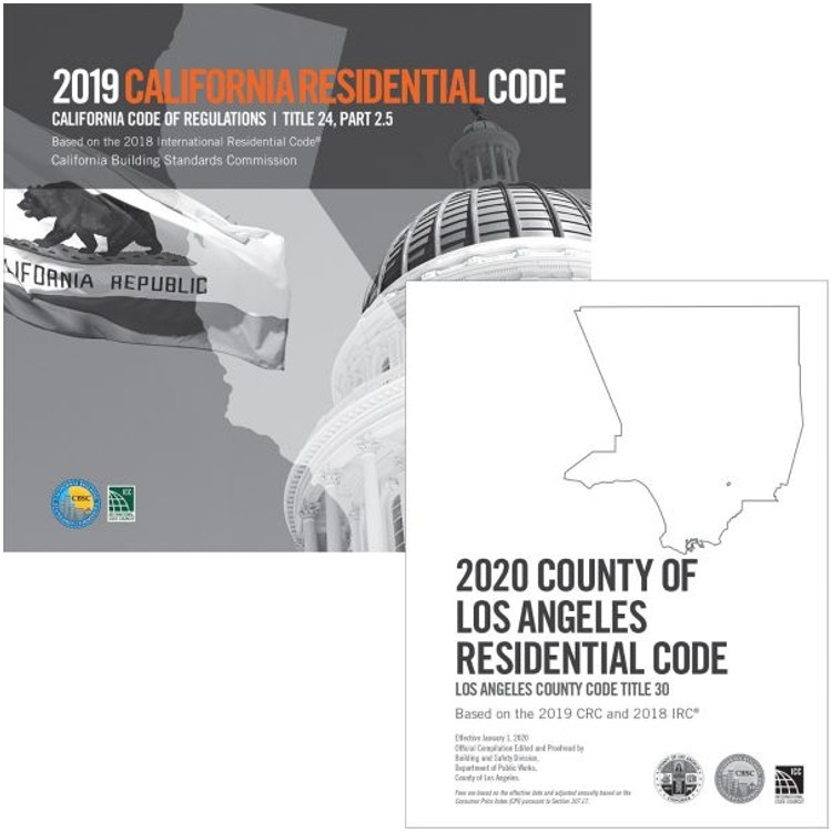 2020 County of Los Angeles Residential Code