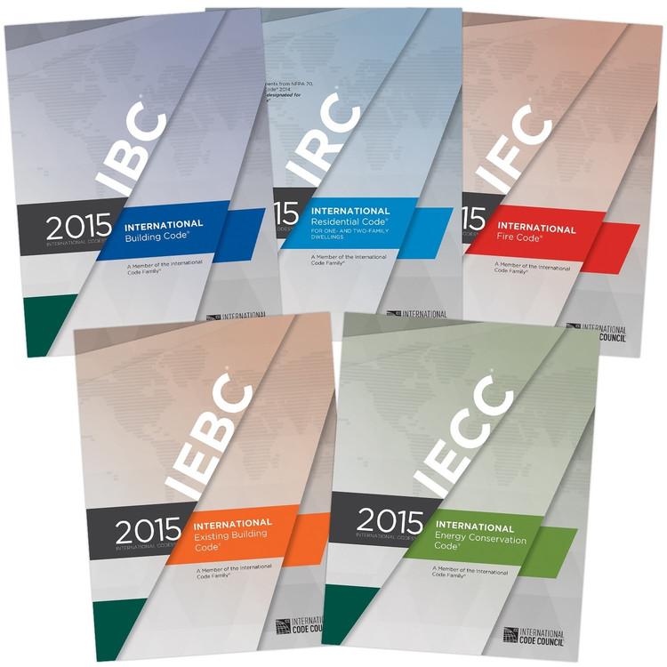 2015 International Codes Designer Collection
