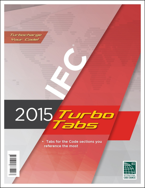 2015 IFC Turbo Tabs (Looseleaf) - ISBN#9781609835293