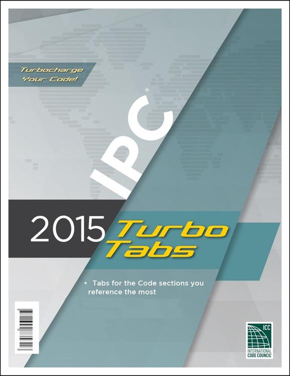 2015 IPC Turbo Tabs - ISBN#9781609835323
