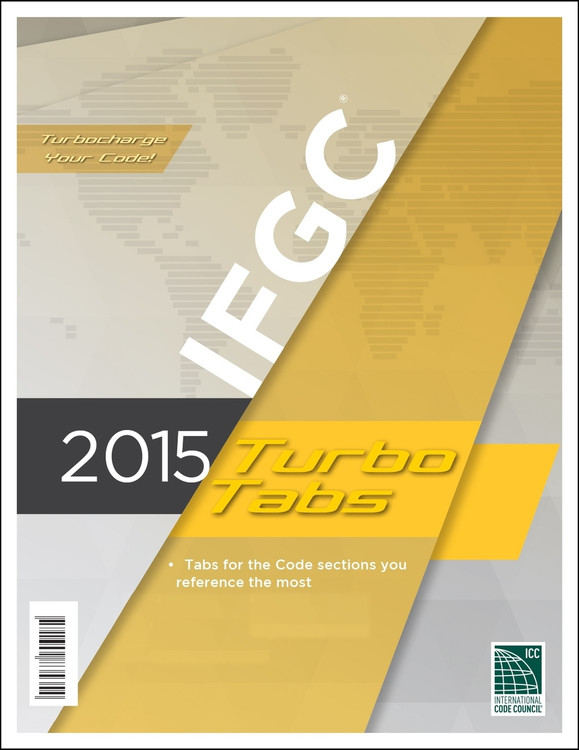 2015 IFGC Turbo Tabs (Looseleaf) - ISBN#9781609835354