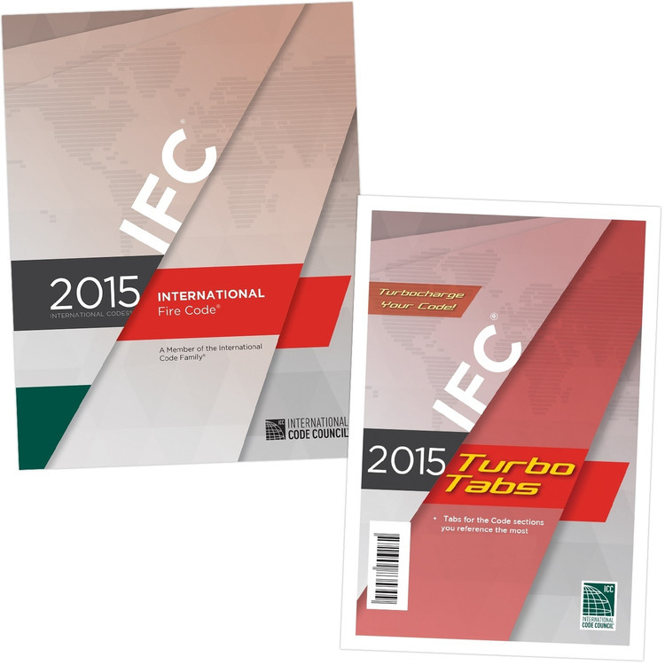 2015 International Fire Code & Tab Set (Looseleaf)